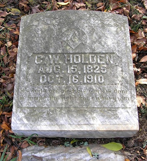Holden,C W