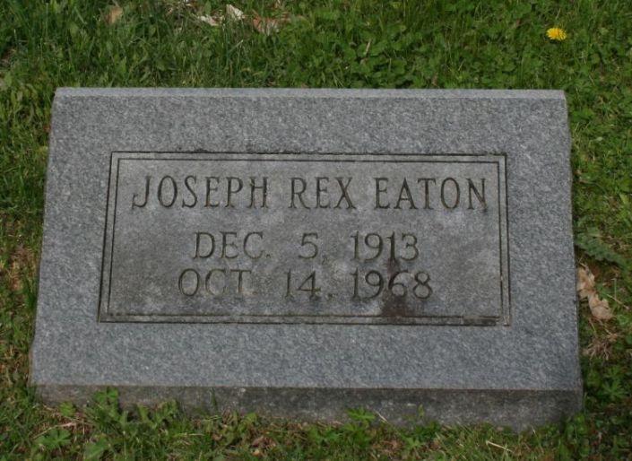 Eaton,Joseph Rex