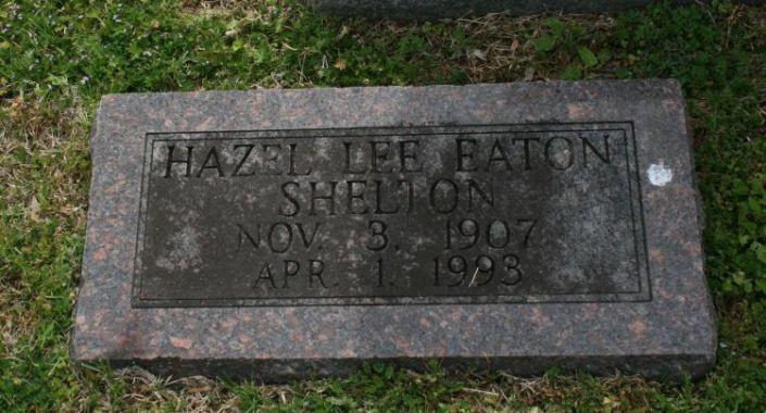 Shelton,Hazel