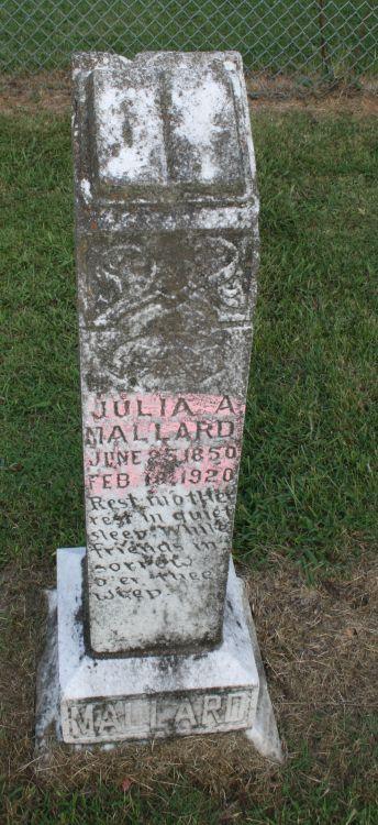 mallard,julia