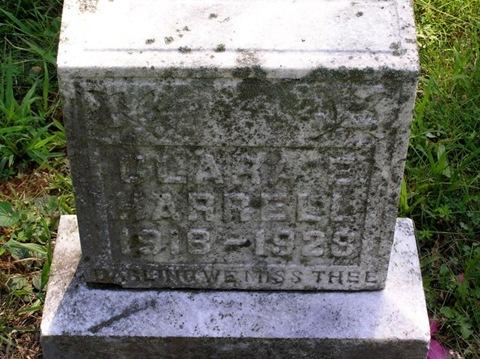 Harrell,Clara E