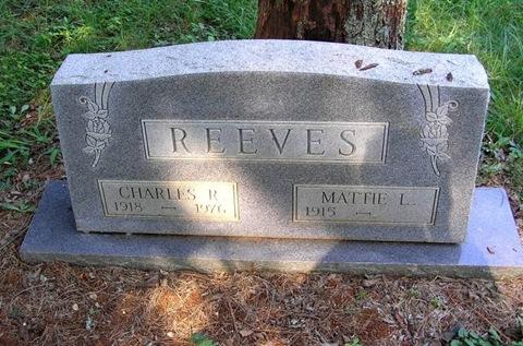 Reeves,Charles R