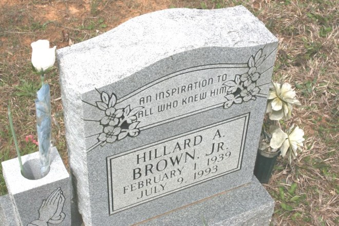 brown,hillard jr