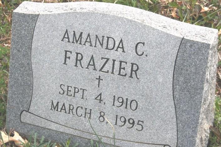 frazier,amanda