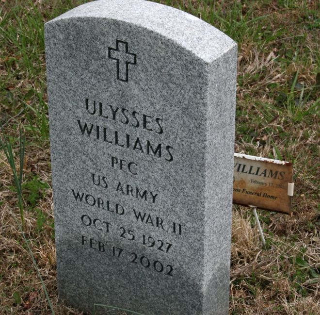 williams,ulysses